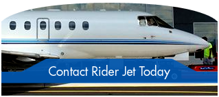 Contact Rider Jet Center
